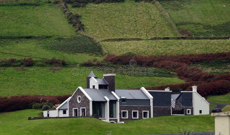 Haus von Dolores O'Riordan, Irland stockfotos