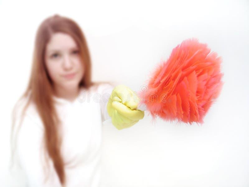Download Hausarbeit 5 stockbild. Bild von disinfect, mädchen, lippen - 35111