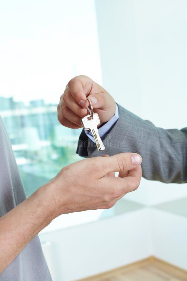 Hausbesitzer lizenzfreies stockbild
