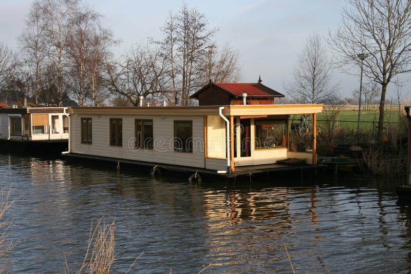 Hausboot stockbilder
