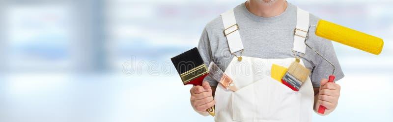 Hauserneuerung lizenzfreies stockfoto