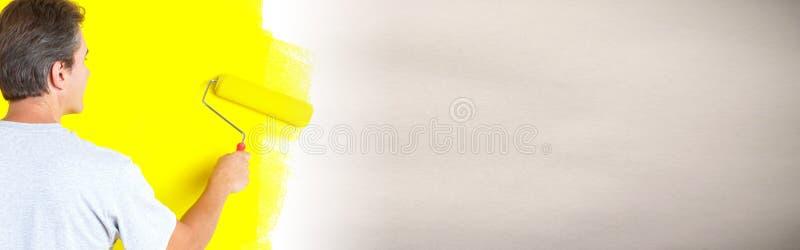 Hauserneuerung lizenzfreie stockfotografie
