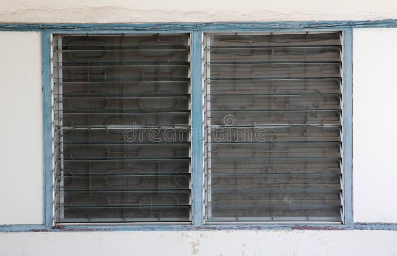 Hausfenster lizenzfreies stockfoto