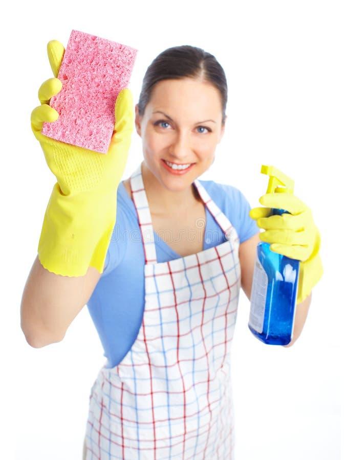 Hausfrau stockbilder
