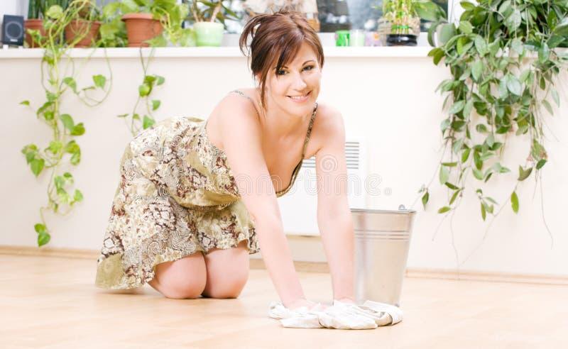 Hausfrau stockfotos