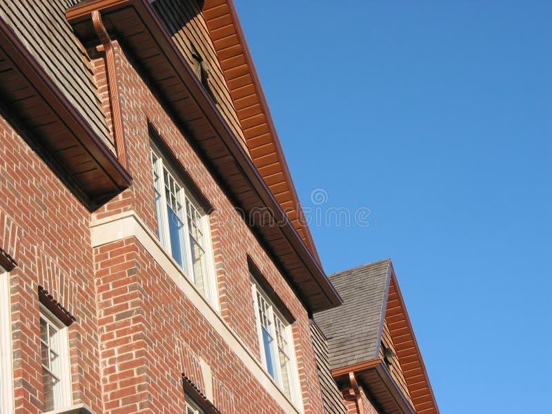 Haushauptfragment lizenzfreie stockfotografie