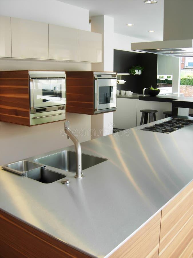 Hausküche stockfotos