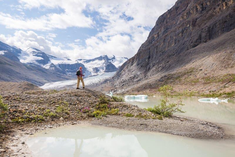 Hausse dans le Canada photographie stock libre de droits
