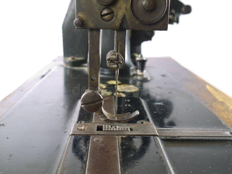 Haut étroit de machine à coudre de vintage photos libres de droits