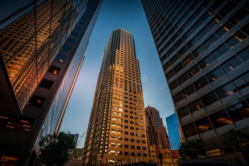 Haut bâtiment de San Francisco photographie stock libre de droits