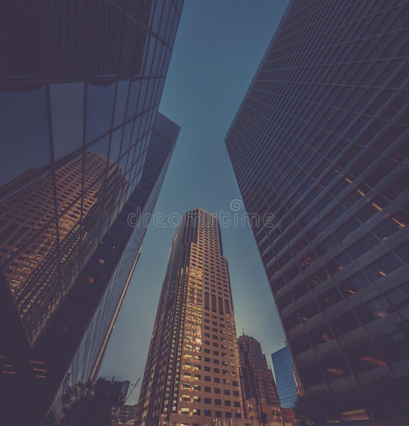 Haut bâtiment de San Francisco image stock