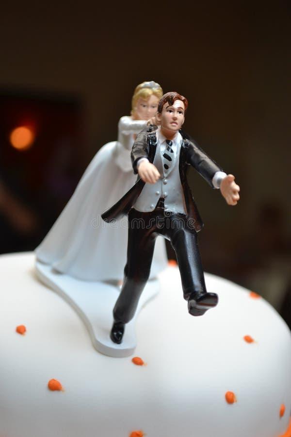 Haut de forme de gâteau image libre de droits