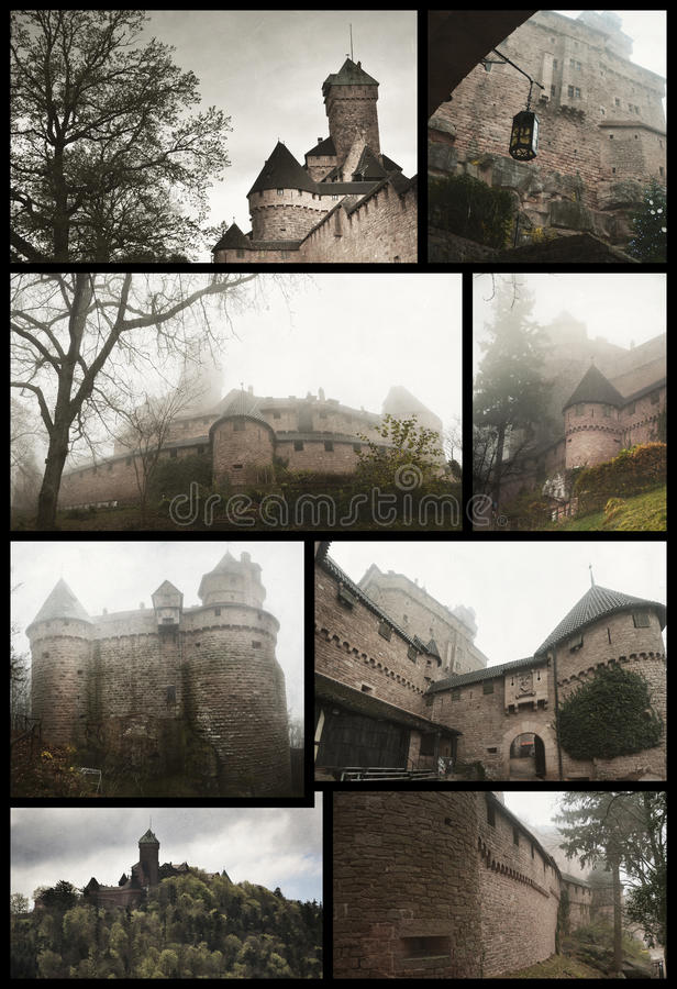 Download Haut-Koenigsbourg Castle Stock Photo - Image: 81637361