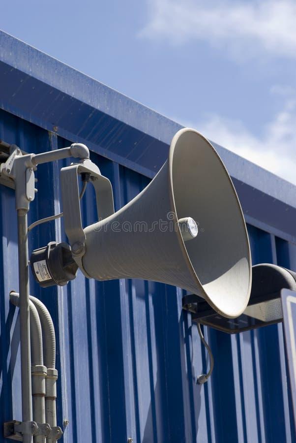 Haut-parleur photo libre de droits