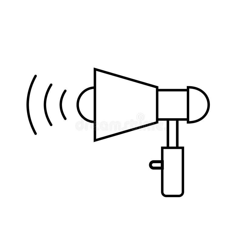 Haut-parleur 2 illustration de vecteur