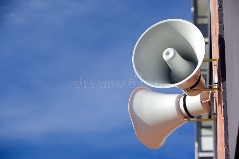 haut-parleurs images libres de droits