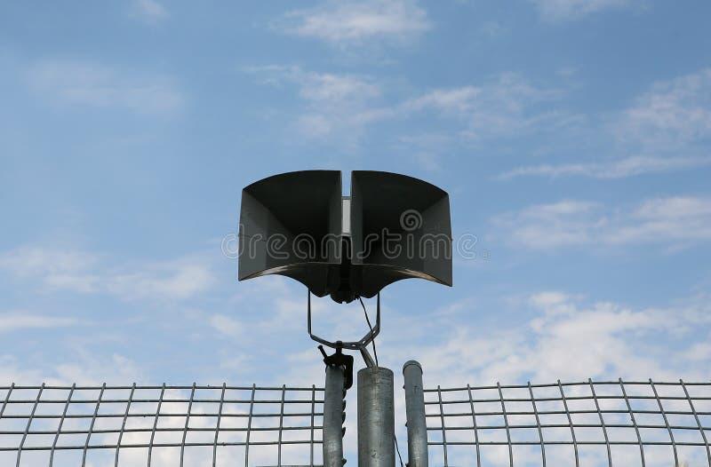 Haut-parleurs forts photographie stock libre de droits
