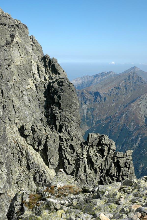 Haut Tatras photographie stock