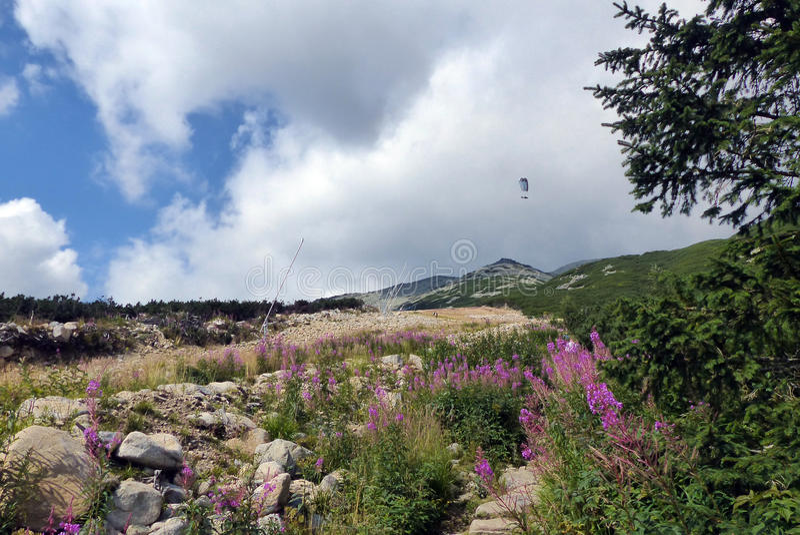 Haut Tatras - paysage photo libre de droits