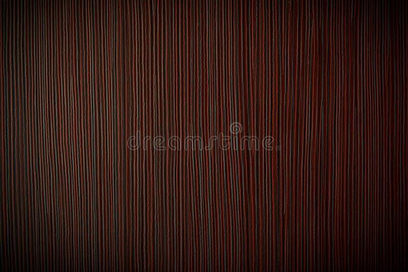 Haut texture en bois de qualité utilisée comme fond - lignes verticales image libre de droits