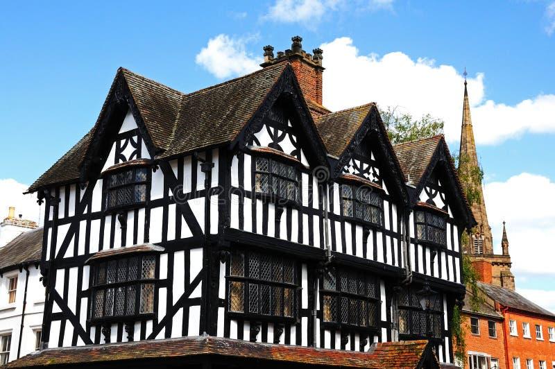 Haute Chambre, Hereford image libre de droits