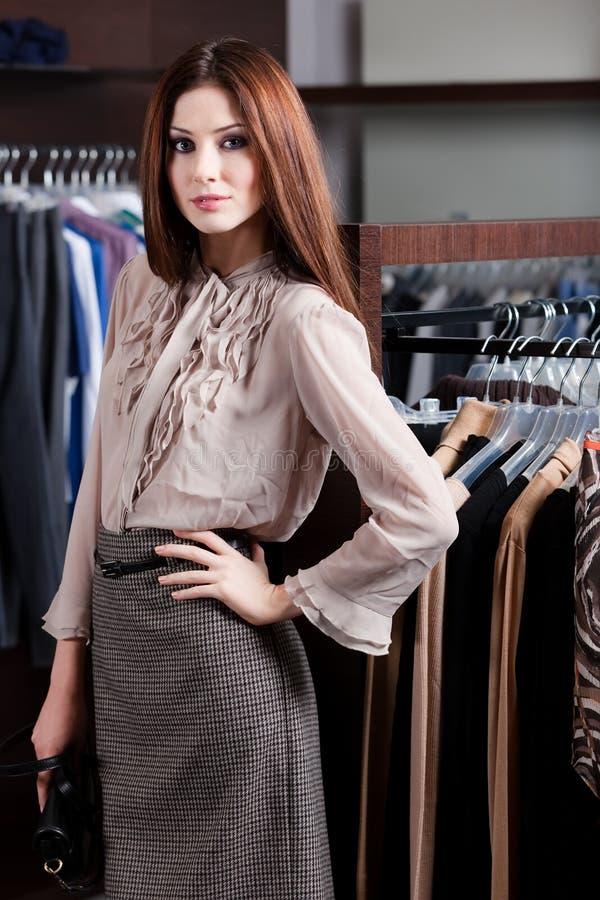 Haute couture arkivbild