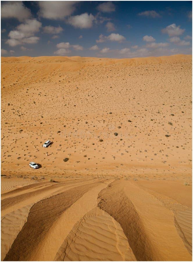 Haute dune photographie stock libre de droits