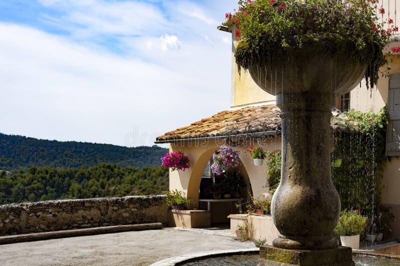 Haute Provence, au sud des Frances photo libre de droits