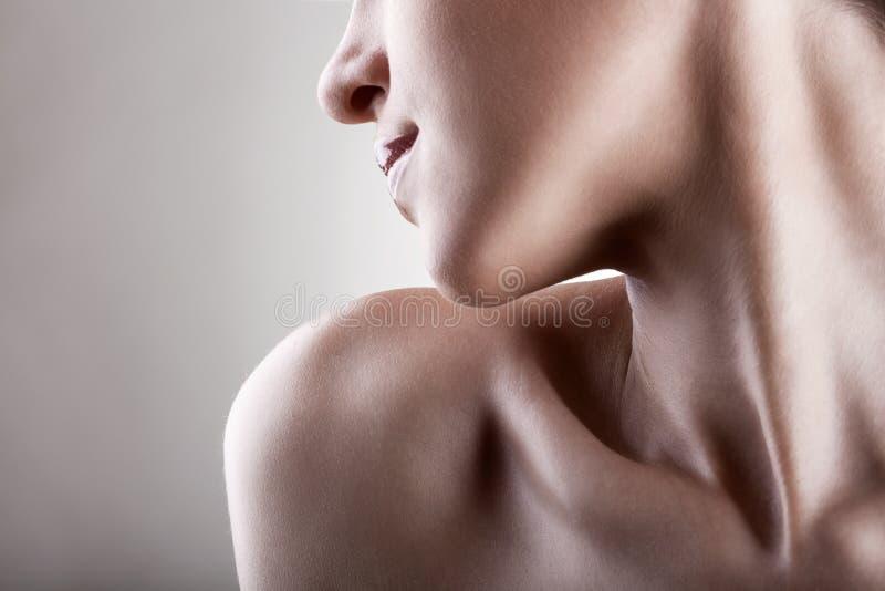 Hautpflege lizenzfreies stockfoto