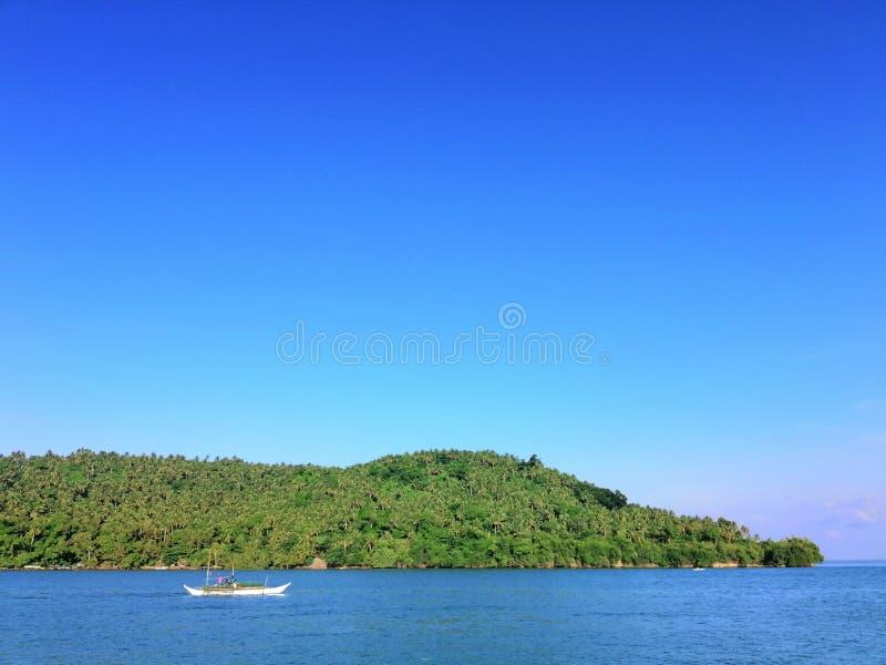 Hav av Bicol fotografering för bildbyråer