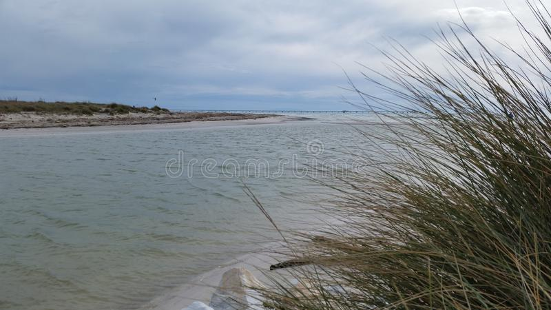 hav för sammansättningsliggandenatur royaltyfri fotografi