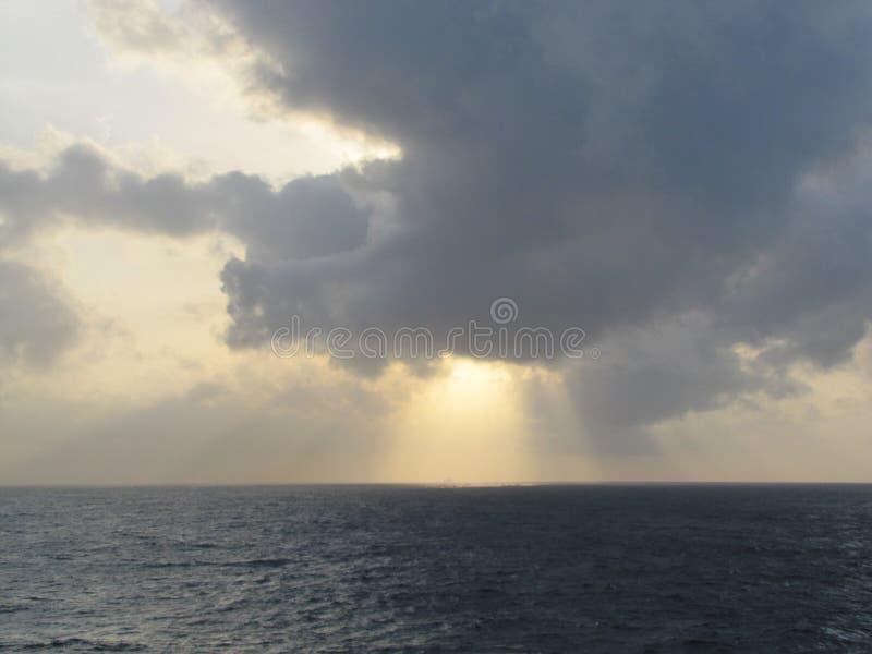 Hav himmel, skyttel, marin- liv, sjöman, hav royaltyfri fotografi
