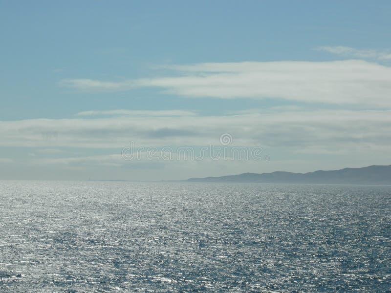 Hav himmel, skyttel, marin- liv, sjöman, hav arkivbilder