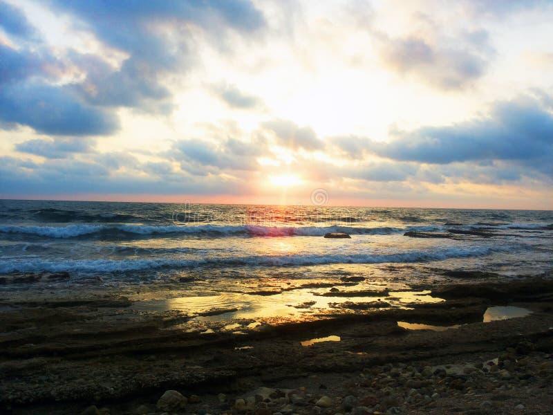 Hav och Sky fotografering för bildbyråer