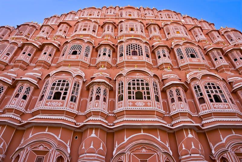hava ind Jaipur mahal zdjęcie stock