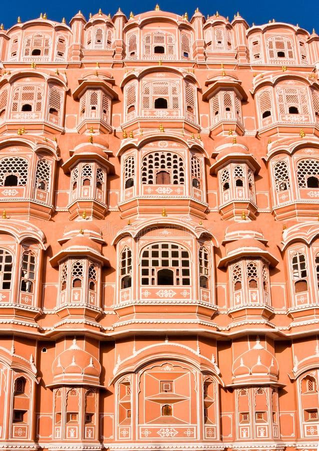 Hava mahal, Jaipur, India. royalty free stock photo