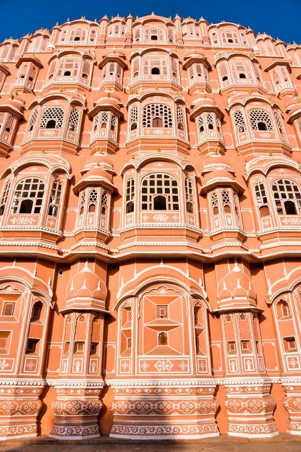 Hava mahal, Jaipur, India. stock images