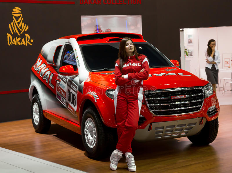 Haval Dacar Collection royalty free stock images