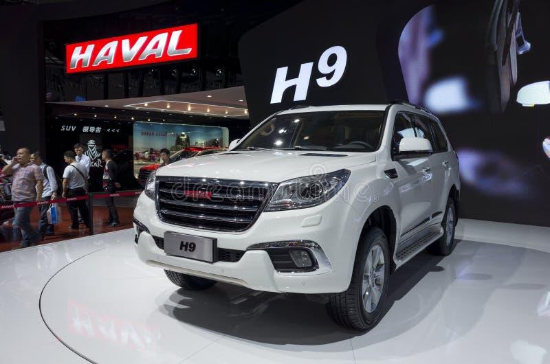 HAVAL H9 SUV arkivbild