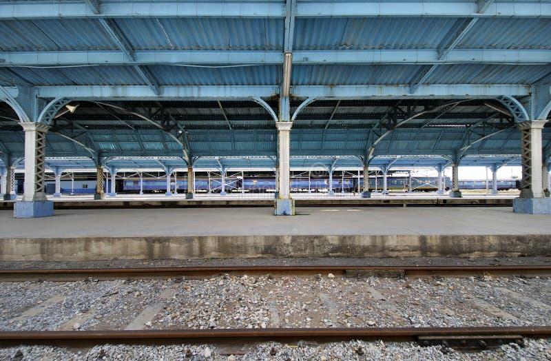 Havana-Bahnstation stockbild