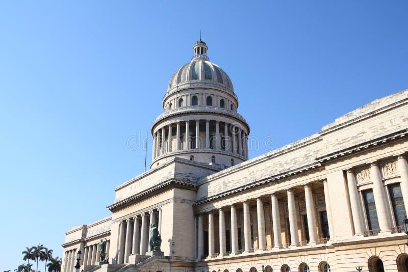 Havana - Capitolio royalty free stock photo