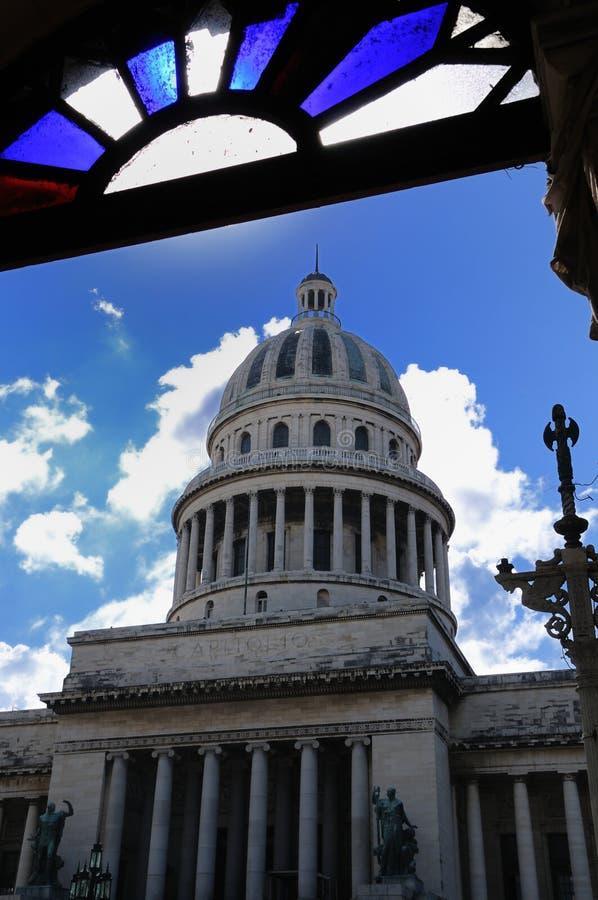 Havana Capitoly stockbilder