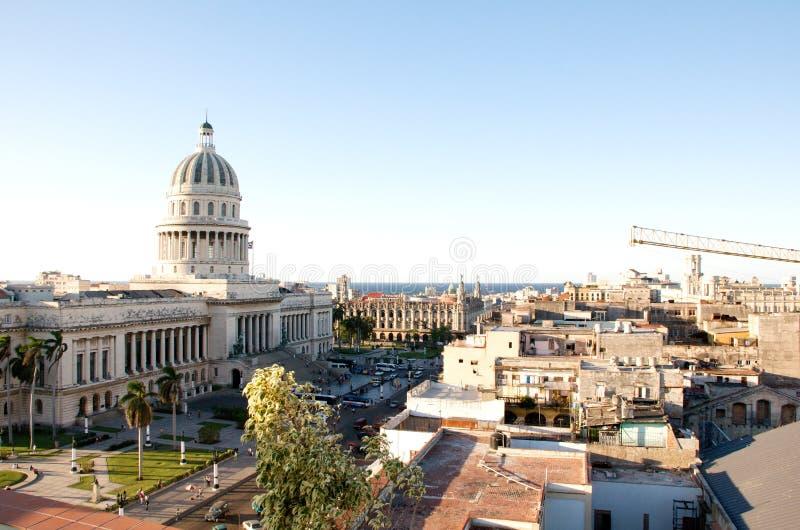 Havana City Cuba Stock Images
