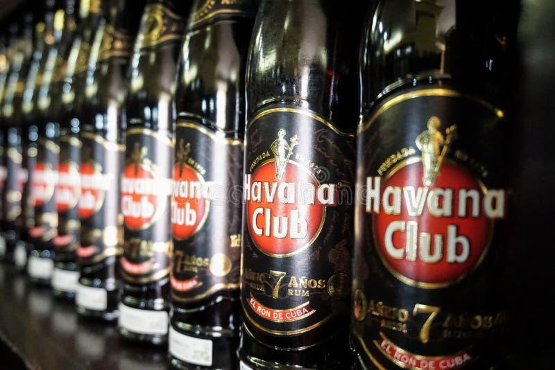Havana Club stockfoto