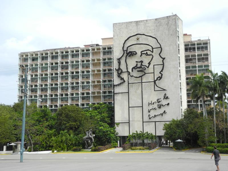Havana-CUBA stock afbeelding