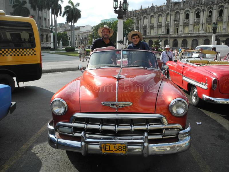 HAVANA-CUBA 免版税库存照片