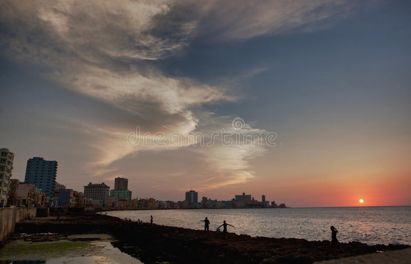 Havana, Cuba royalty-vrije stock fotografie