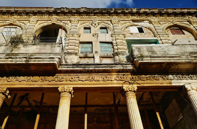 Havana, Cuba royalty-vrije stock afbeeldingen