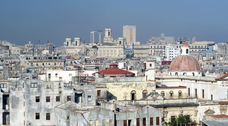 Havana denso, Cuba imagens de stock