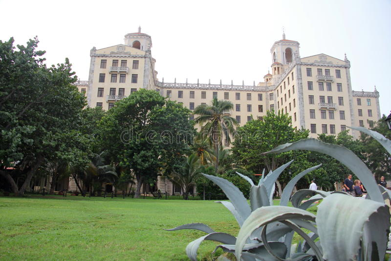 Havana Hotel Nacional lizenzfreie stockfotografie